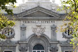 Actualidad judicial. Nuevas sentencias del tribunal supremo